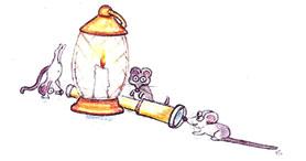 mouselantern