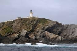 Bressay lighthouse shetland