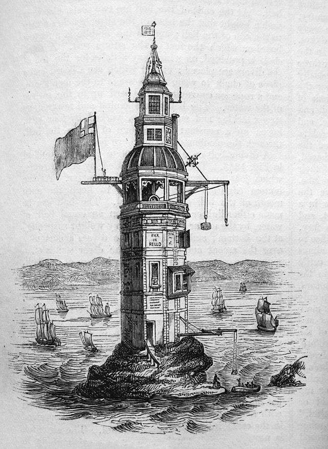 Winstanley's lighthouse