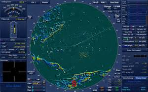 radar display